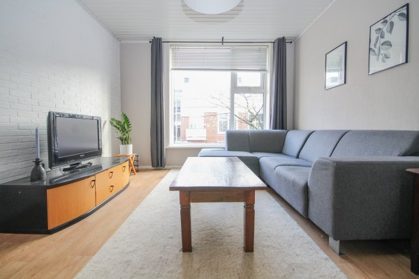 Appartement, Doggerstraat in Rotterdam (Oud Mathenesse)